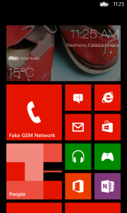 Screenshot 9.1 - Wide Tile WP8 & WP7.8